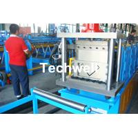 China Solar Support Structure Roll Forming Equipment , 1.2 - 1.6 mm Thick Roll Former Machine wholesale