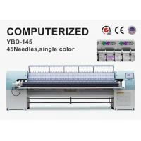 China 34 Heads Garment Manufacturing Machines , Computer Embroidery Machine With Quilting on sale