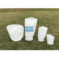 China Micron Liquid Filter Bags Non Woven Needle For Cooling Tower Filtration on sale