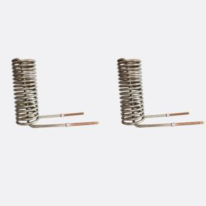 China R134a Coil Tube Refrigerator Evaporator Food Grade 304 Ss Coil wholesale