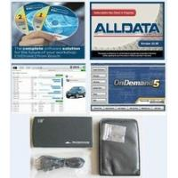 China Alldata Version 10.40 Mitchell V2010 Car Diagnostic Software With 500gb Hdd on sale
