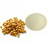 Buy cheap Pure Soy Peptide Powder , Soy Protein Isolate Powder For Bodybuilding Supplement from wholesalers