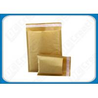 China Kraft paper / Plastic poly / Padded Custom Mailing Bags, Protective Package Envelopes wholesale