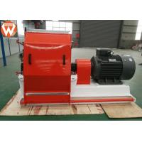 China Water Drop Livestock Animal Feed Crusher 8t/h Capacity With Siemens Motor wholesale