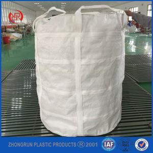 China round shape bag/big bag /Circular bag,cylinder fabric big bag/fibc/jumbo bag 1000kg on sale