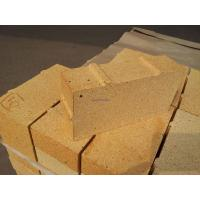 China Fireplace / Pizza Ovens Clay Fire Brick Refractory High Thermal Insulation wholesale