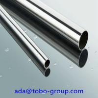 China ASTM Super Duplex Stainless Steel Pipe , Small Diameter Stainless Steel Tubing wholesale