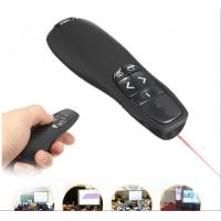 China R400 Wireless Presenter Red Laser Pointer 650nm 2.4 GHz Wholesale Lazer wholesale