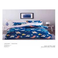 China Embiordery Animal Patterned 100% Cotton Bedding Sets For Children International Standard wholesale