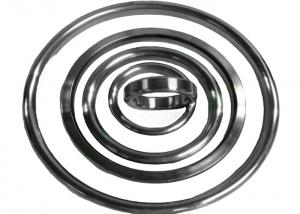 China RX BX R Stainless steel S316 S304 ASME B16.20 Ring Joint gaskets wholesale