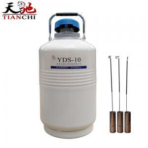 China TIANCHI liquid nitrogen storage tank 10L in Myanmar on sale