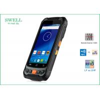 China Scan Code Smartphone Android 5.1.1 Rugged 4.7 Inch Phone with Build in NFC UHF wholesale