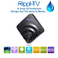 China Android Full HD TV Box 100% Original Rippl-TV Android 4.4 Android TV Box Internet TV Set Top box wholesale
