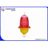 Buy cheap AH-LI/B  Low-intensity L810 Single Aviation Obstruction Light for High Chimney from wholesalers