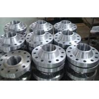 China ASME B16.5 Material A182 Gr.  F1 welded neck steel pipe flange wholesale