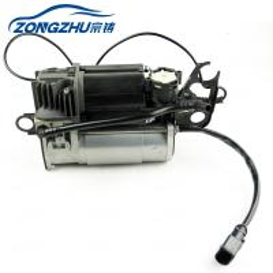 Quality Audi Q7 Air Suspension Compressor Pump , AMK Air Suspension Compressor 4L0698007 for sale
