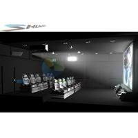 China Indoor Special Effect 5D Theater System, XD Cinema Equipment With Projectors, Flat Screen wholesale