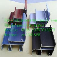 China powder coated and anodized aluminum profile for sliding window and door for Ghana wholesale