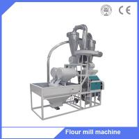 China Factory supply 6F2250 small automatic flour mill plant wholesale