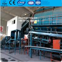 China Automatic urban garbage sorting plant municipal solid waste sorting line for sorting msw with CE ISO wholesale