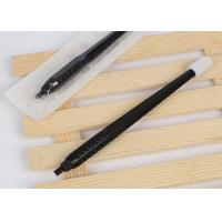 Buy cheap #18 U Blade & Brush Lushcolor Disposable Microblading Manual Pen Blister Packing from wholesalers