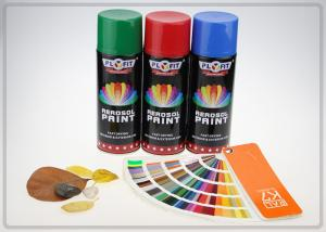 China High Heat Spraying Metallic Paint Aerosol Spray Paint for Graffiti Chrome wholesale