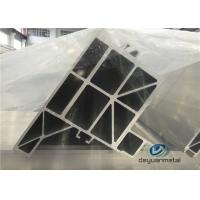 Quality Big Sized Alu Extrusion Profile Frame / Profile Aluminum Extrusion With Length 6.00 M for sale