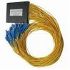 Buy cheap PLC Splitter with 1 x 32 PLC, Splitter, FTTH, FIRA from wholesalers