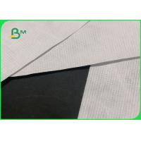 China 1443R 1473R Good Tear Resistance Fabric Paper For Protection Suit 1524mm * 1000m on sale