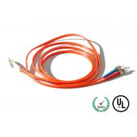 China OM1 Multimode Fiber Patch Cord on sale