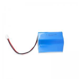 China Custom Samsung 18650 14.8V 2500mAh Lithium Ion Battery Pack wholesale