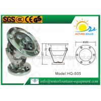 China IP68 Waterproof Underwater Fountain Lights Single Color AC24V Corruption Resistance wholesale