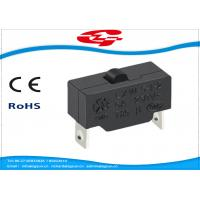 China 10A 5A 250VAC T8 5Micro Electronic Push Button Switches For Home Appliance wholesale