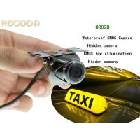 China CR02B Hidden Cameras in Cars Waterproof IP68 / Night Vision Cmos Camera 140 Degree wholesale