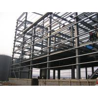 China Multi-Floor Building Steel Frame For Office, Dormitory, Commercial Building wholesale