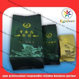 China Mylar Tea Bags Packaging , Aluminum Foil Bag wholesale
