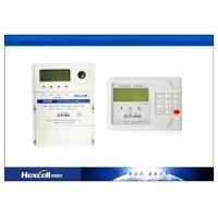 China Class 1 BS-Split Type Prepaid Electricity Meter , Electric Watt Hour Meter wholesale