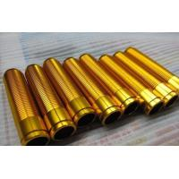 Buy cheap Brass Material CNC Turning Parts For Machinery Equipment Parts from wholesalers