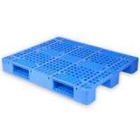 China P1300*1100  Injection molded Three runners large plastic pallet  for printing industries wholesale