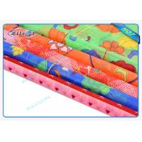 China Multi - Color Printing Embossed Spunbond Non Woven Fabric Anti - Bacterial wholesale