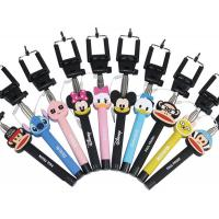 China Wholesale cartoon selfie stick, cartoon monopod for IPhone, Samsung and any smart phone wholesale