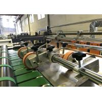 China Jumbo Paper Roll Paper Slitting Machines With Automatic Squaring System wholesale