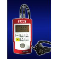 China 400 data memory ultrasonic Thickness Meter SA40+ for wall thickness testing inder paint wholesale