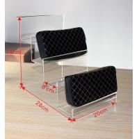 Quality shop promotional wallet display stand for sale