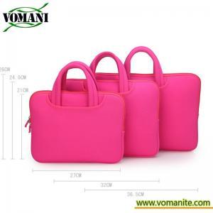 China Nylon laptop shoulder strap bag handbags sleeve for apple Macbook Pro air on sale