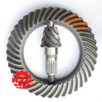 China Car NISSAN / MITSUBISHI Transmission System Rear Axle Pinion And Crown Wheel Gears wholesale