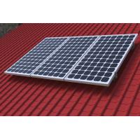 China Roof Solar Mounting Aluminium Profile System , Custom Aluminum Extrusions wholesale
