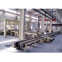 China Hollow Fly Ash Precast Concrete Slab Making Machine For Wall / Roof Building wholesale