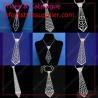 Buy cheap Rhinestone Necktie, Crystal Necktie, Handmade Necktie, Sexy Necktie, Tie from wholesalers