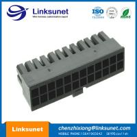 China Double Row Male Female Wire Connectors wholesale